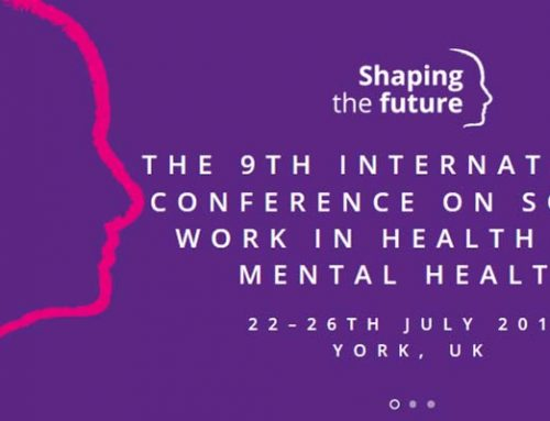 International Conference on Social Work in Health and Mental Health 2019 (ICSW)